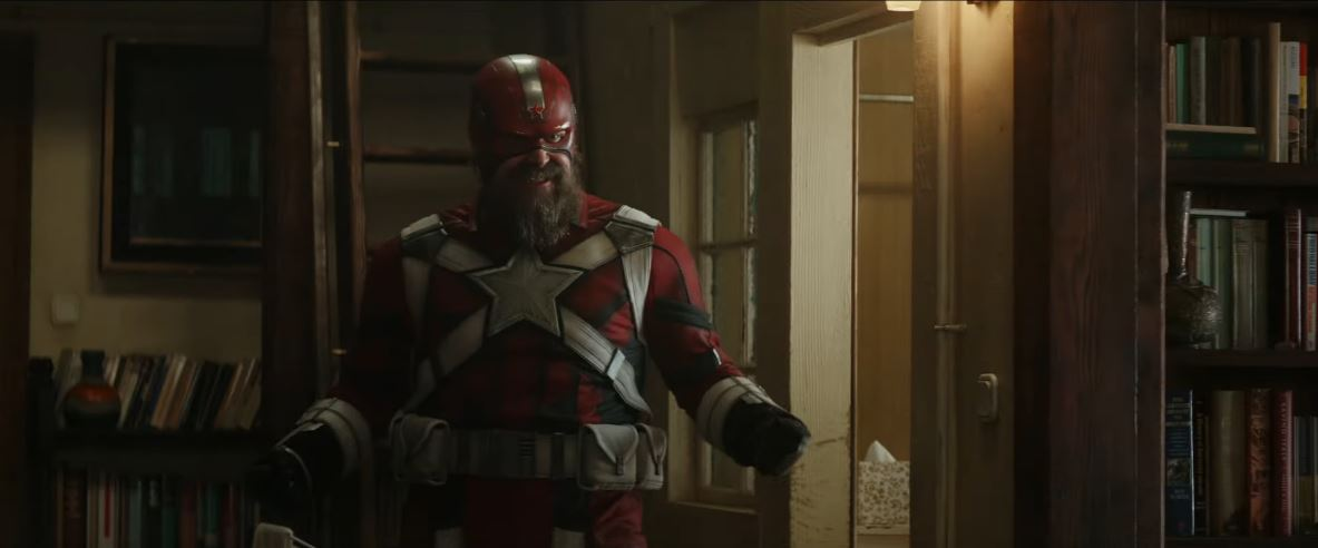 David Harbour from Stranger Things as Red Guardian in New Marvel Movie