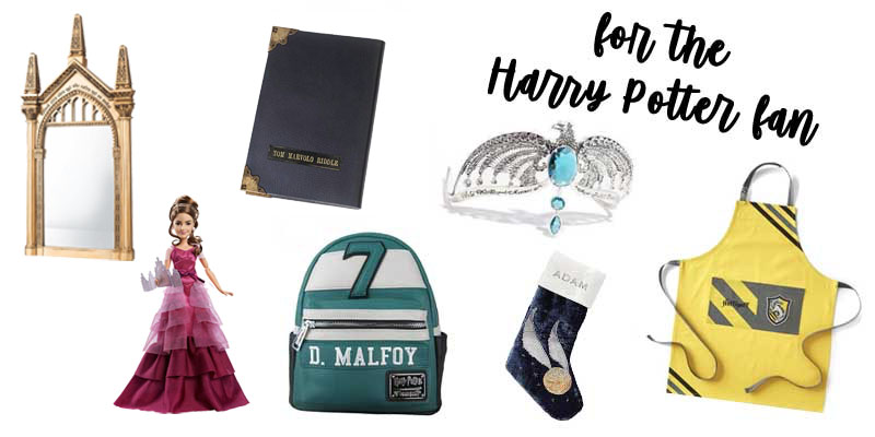 2019 Harry Potter Gift Guide