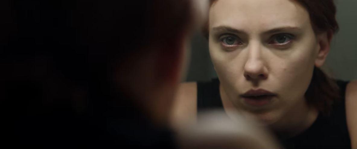 Scarlett Johansson as Black Widow in New Marvel Movie