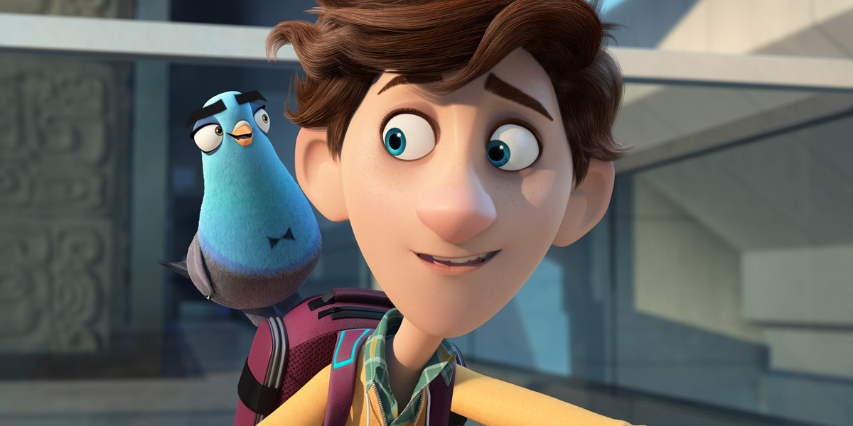 """Spies in Disguise Brings the """"Weird"""" [REVIEW]"""