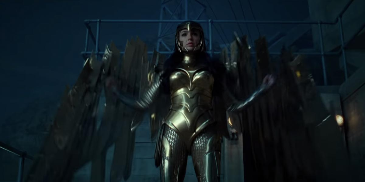 Wonder Woman 1984 Trailer and Character Posters