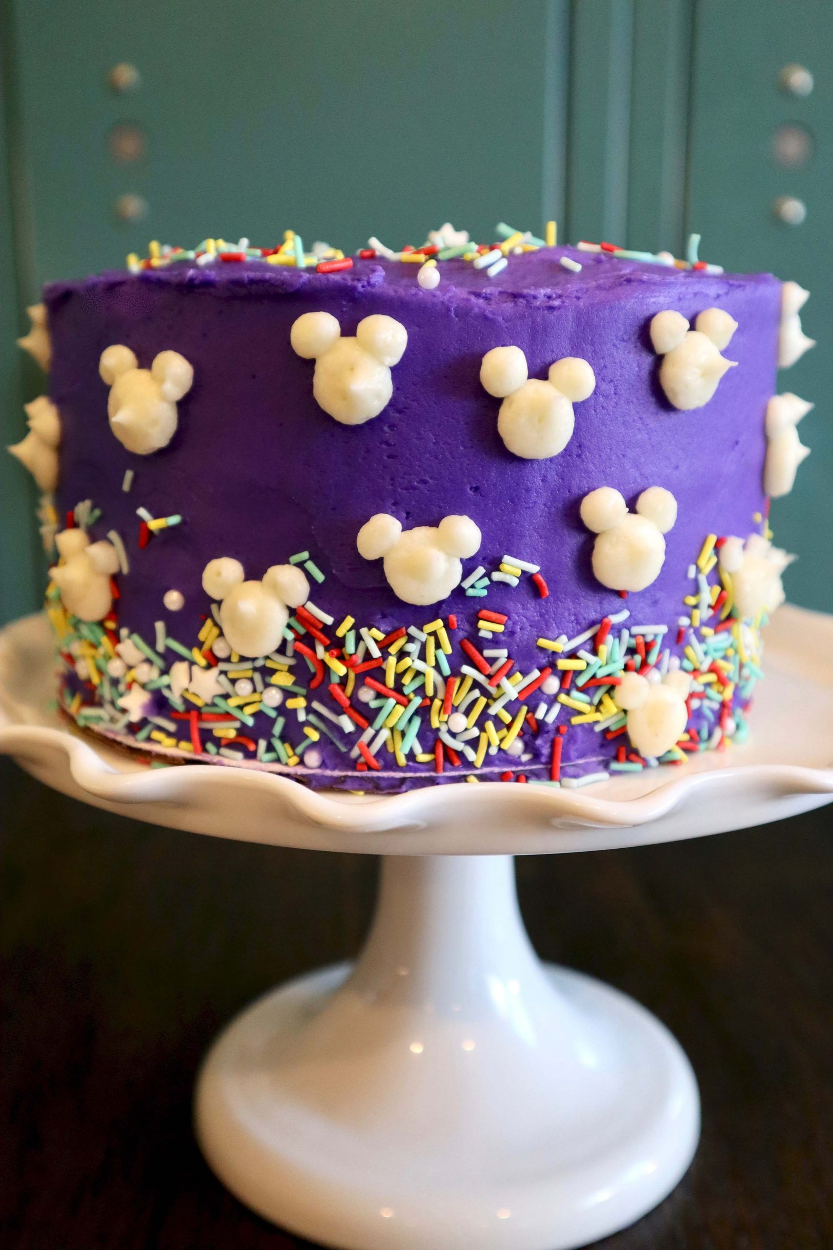 Strange Oh Boy Easy Mickey Mouse Cake Popcorner Reviews Funny Birthday Cards Online Alyptdamsfinfo