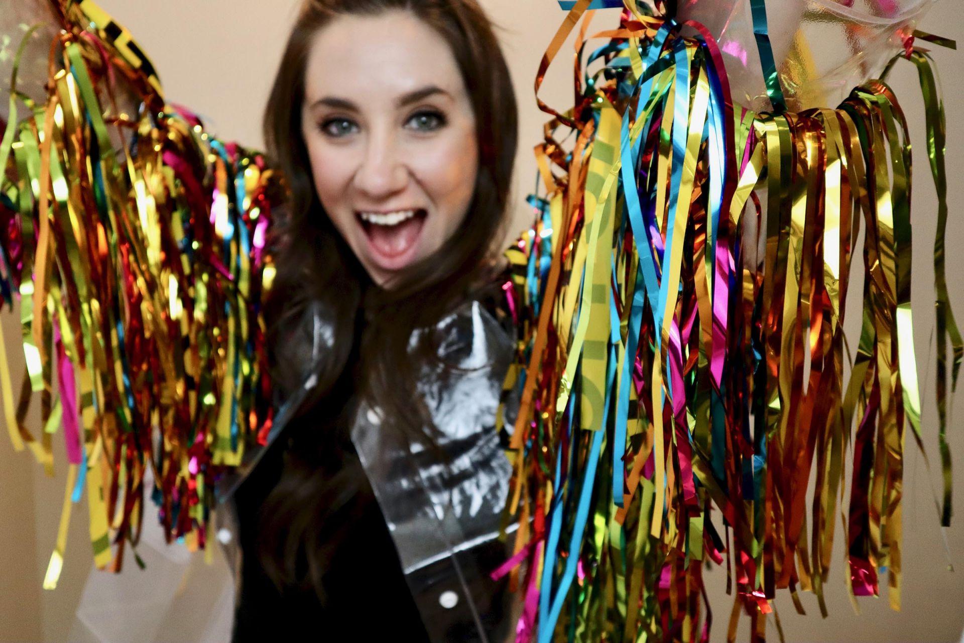 Diy Harley Quinn Birds Of Prey Jacket Popcorner Reviews