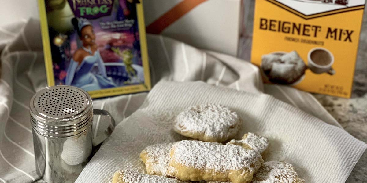 Tiana's Beignets from Princess and the Frog