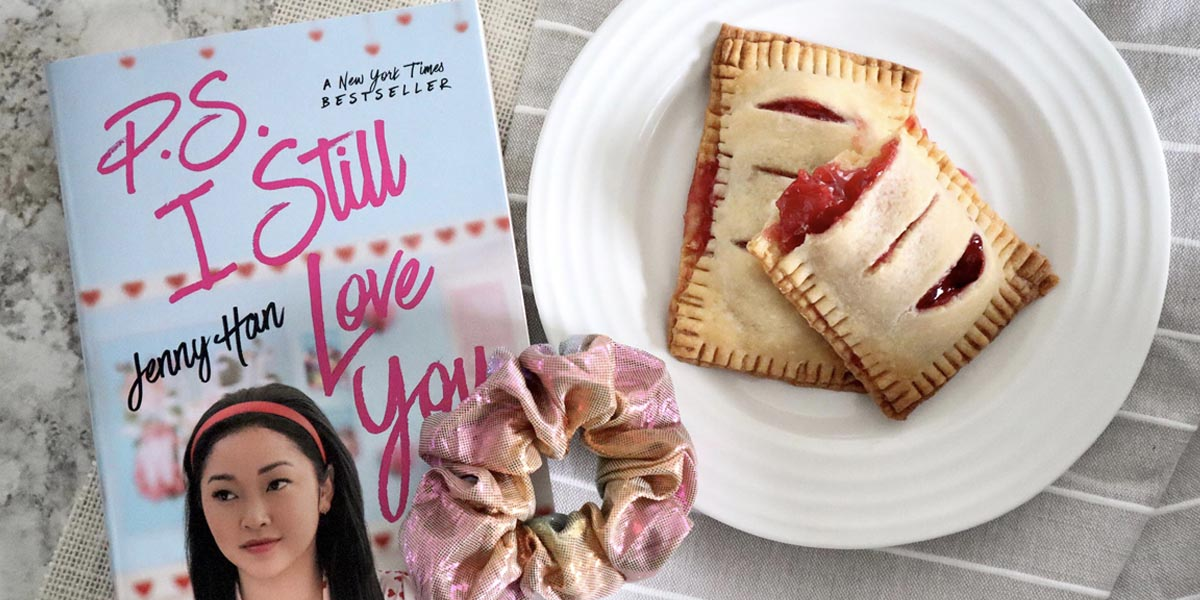 Lara Jean's Cherry Turnovers from To All the Boys: P.S. I Still Love You
