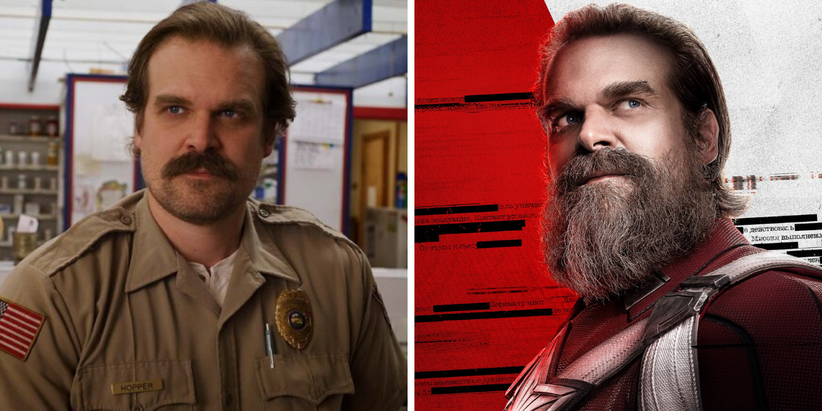 Fan Theory: Stranger Things' Hopper Becomes Red Guardian in Black Widow