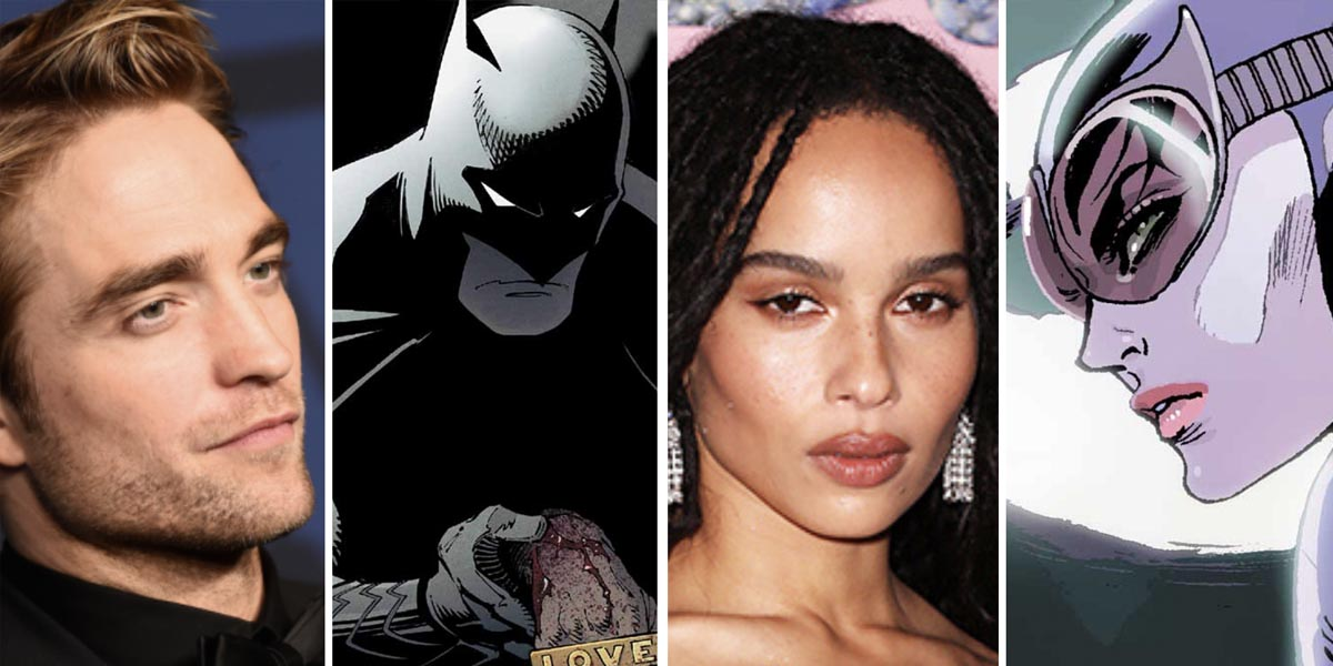 """The Batman"" Official Cast and Characters for the Upcoming 2021 Film"