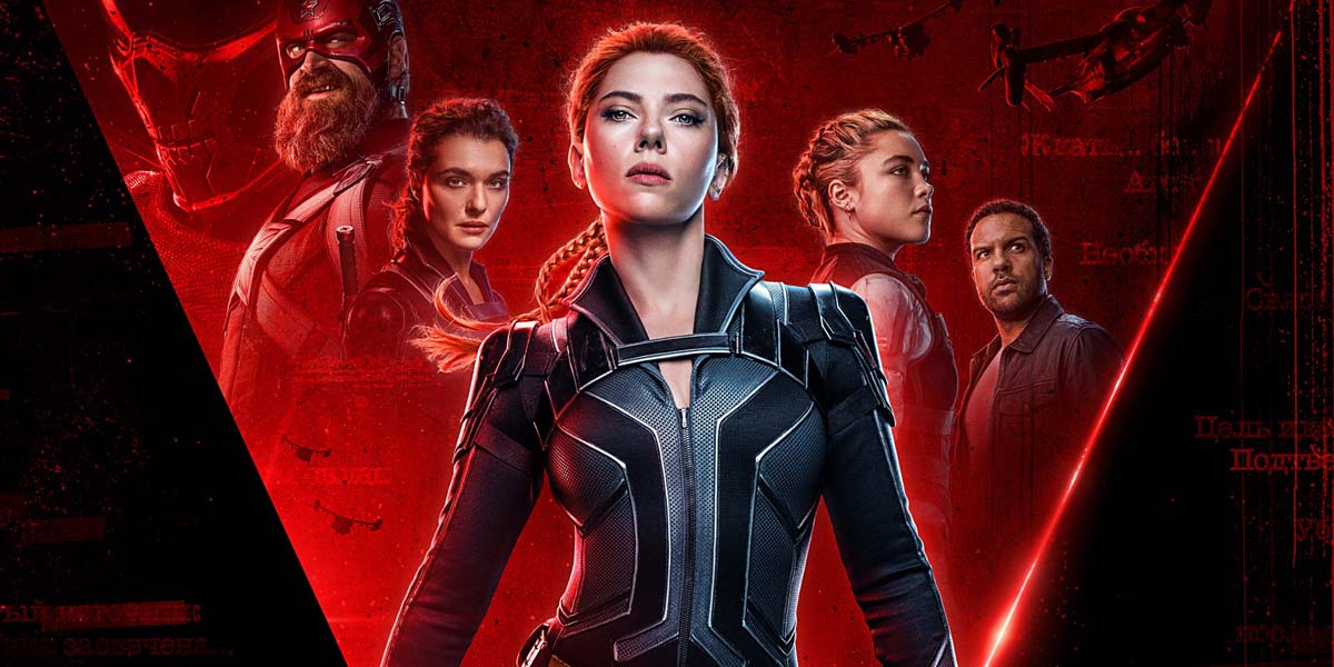 Counting Down to the Upcoming Black Widow Marvel Film