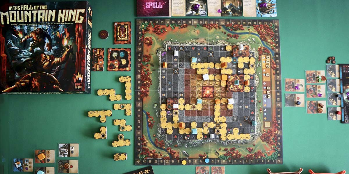 In the Hall of the Mountain King [Board Game Recommendation]