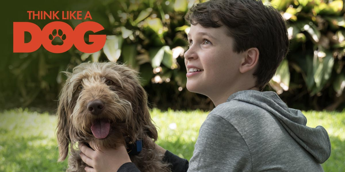 A Movie Night with My Dog: Think Like a Dog Movie Review