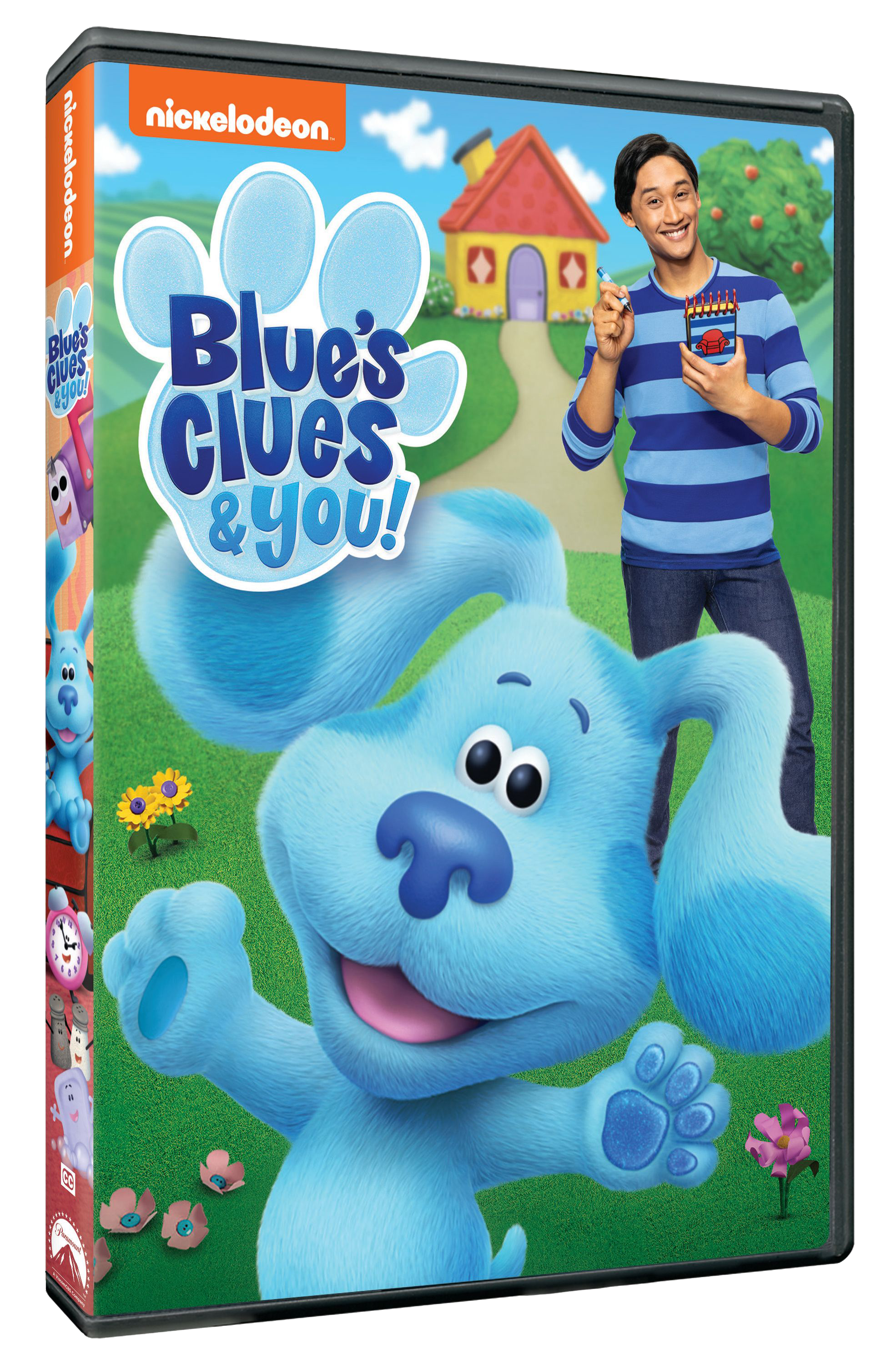 Blue S Clues And You Cookies Paw Prints And Josh S Sweater Popcorner Reviews Its resolution is 640x480 and the resolution can be changed at any time according to your needs after downloading. blue s clues and you cookies paw