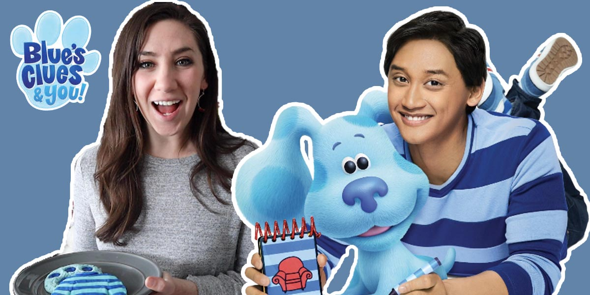INTERVIEW: Meet Josh from Blue's Clues and You!