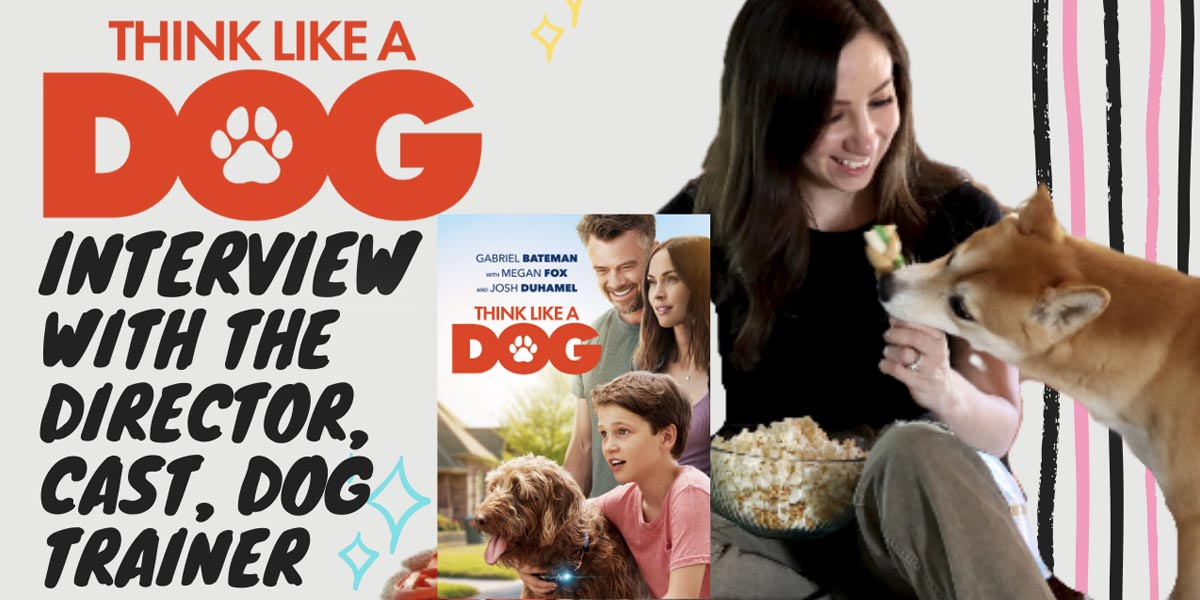 Think Like a Dog Interview with Gabriel Bateman, Gil Junger, Sarah Clifford