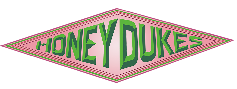 Honeydukes-logo-cake-topper