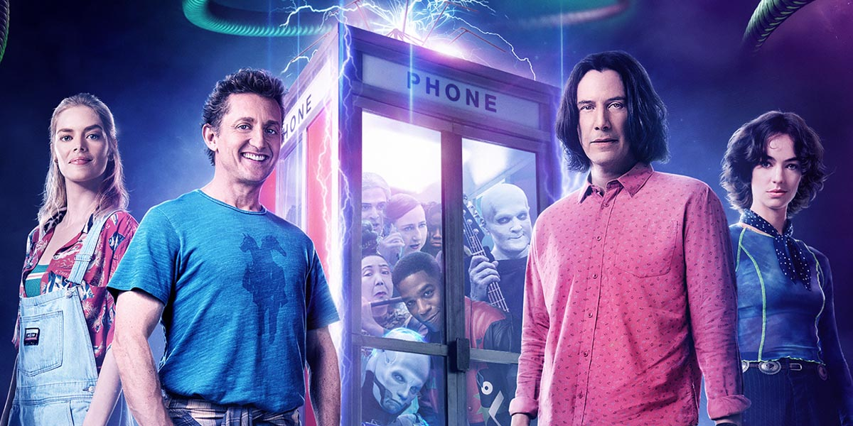 New Trailer and Release Date for Bill and Ted Face the Music
