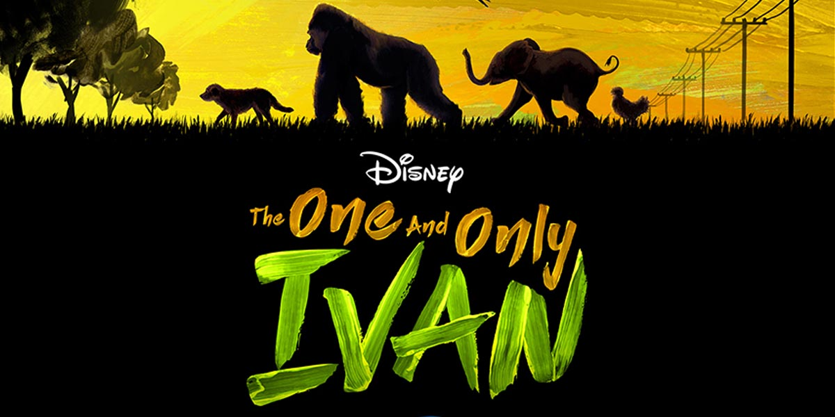 The One and Only Ivan (Disney+) Is Inspired by a True Story