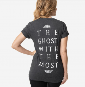 Beetlejuice The Ghost With The Most Unisex Tee