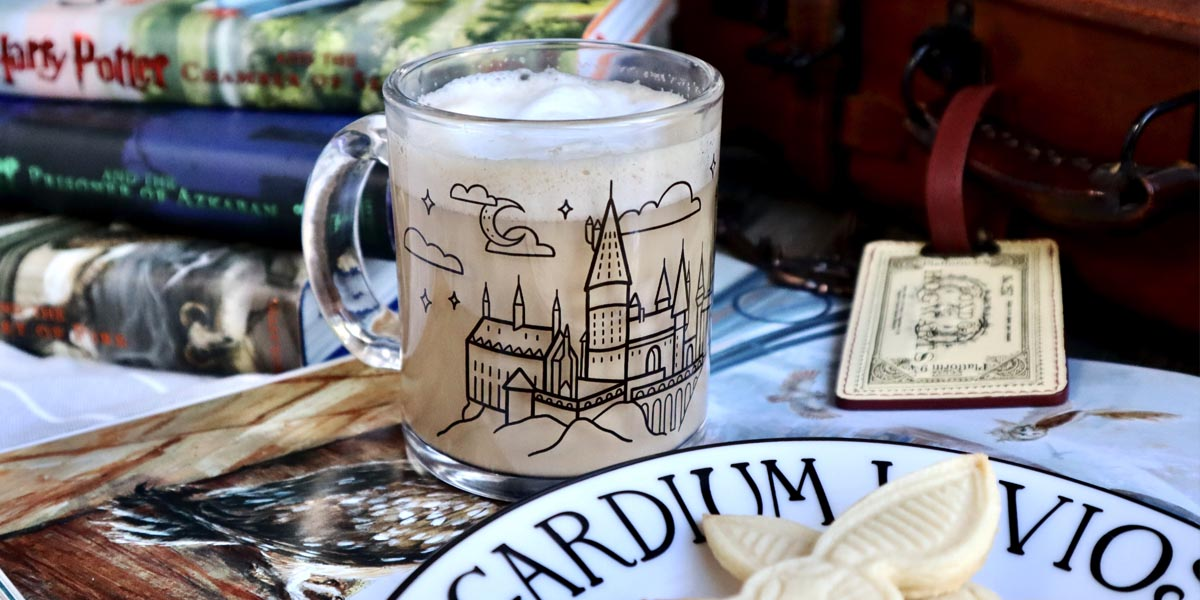 Hot Butterbeer Latte Recipe to Make at Home