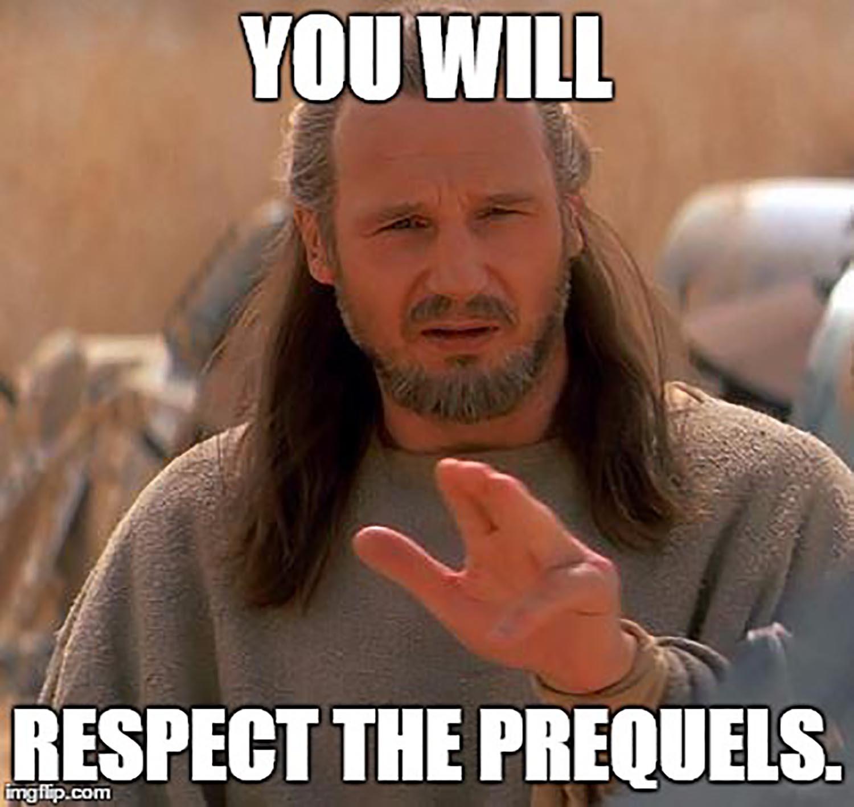 The Best Star Wars Prequel Memes Popcorner Reviews
