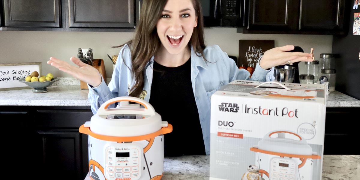 Star Wars BB-8 Instant Pot Unboxing