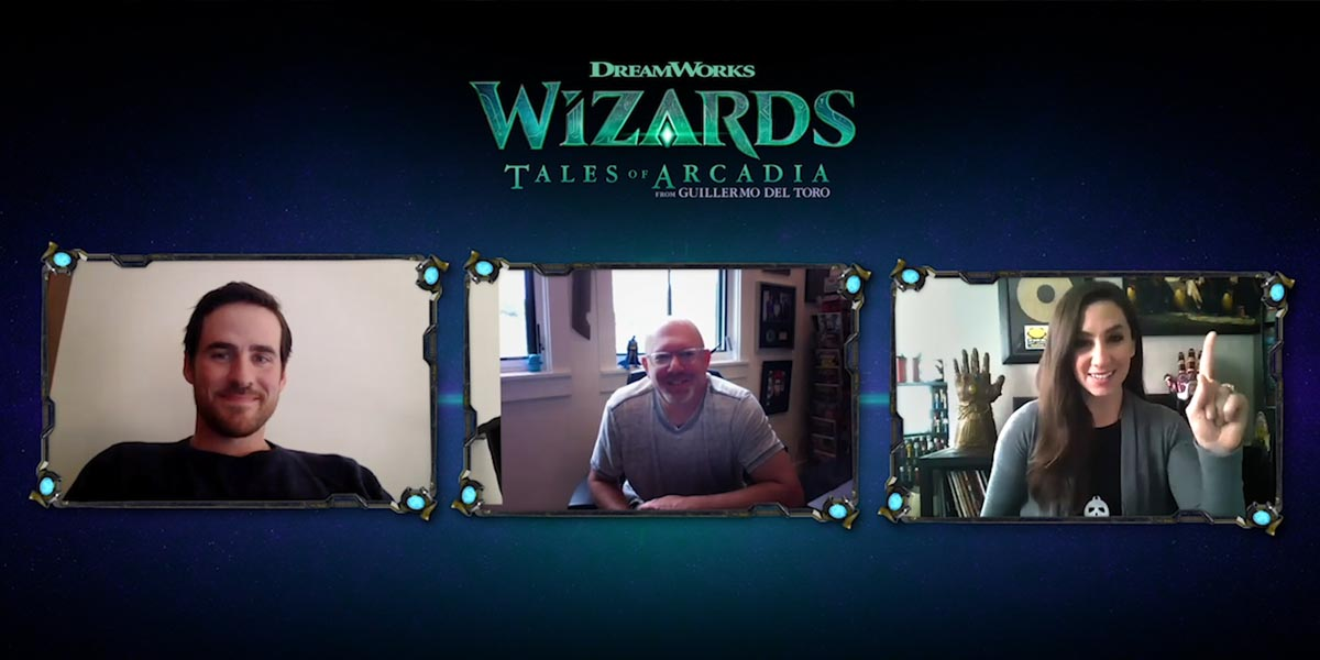 Tales of Arcadia: Colin O'Donoghue and Marc Guggenheim Talk All Things Wizards