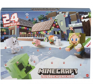 Minecraft Advent Calendar