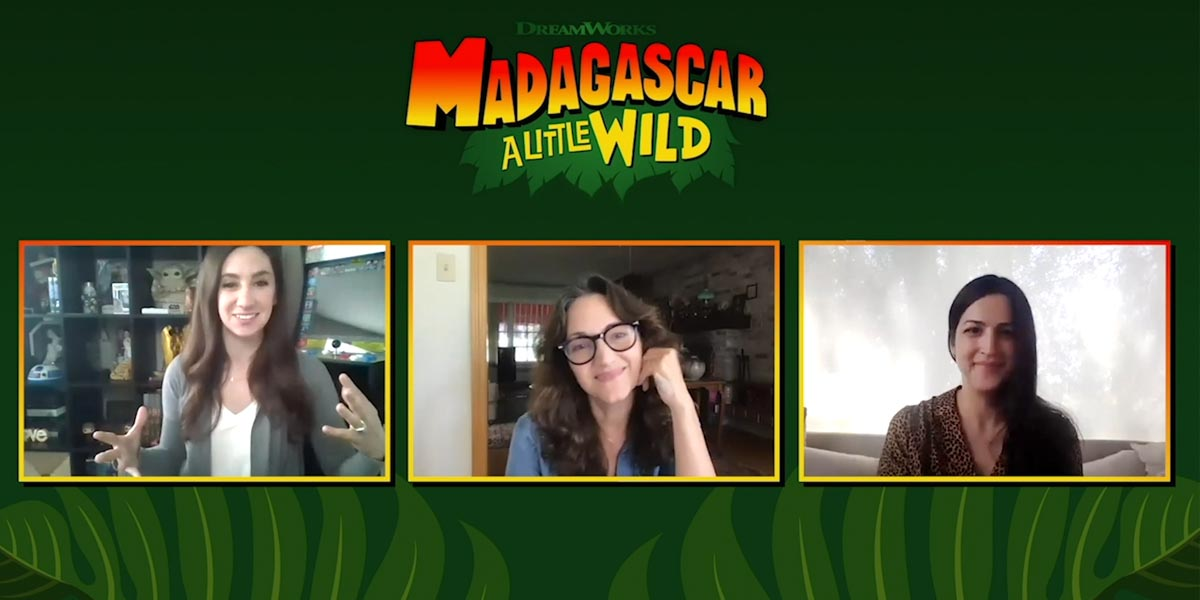 Madagascar: A Little Wild Interview with Johanna Stein and Dana Starfield