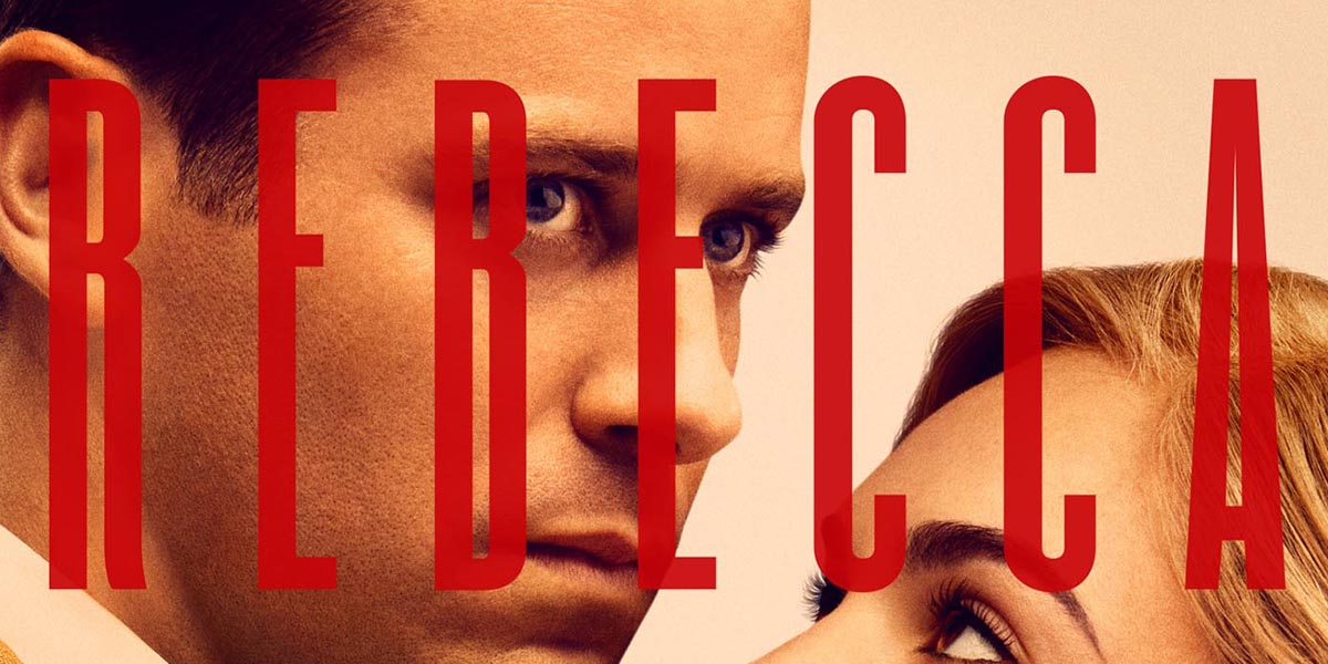 "Daphne du Maurier's Gothic Novel ""Rebecca"" Comes to Netflix on October 21"