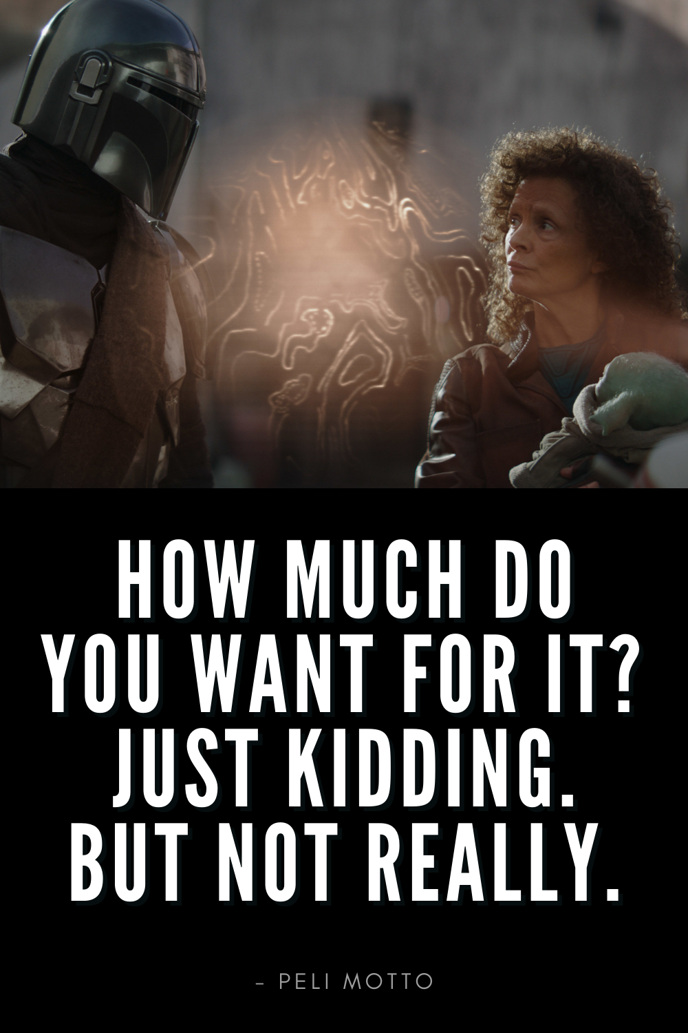 The Best Mandalorian Quotes From Season 2 Popcorner Reviews They're not much bigger than two meters.. the best mandalorian quotes from season