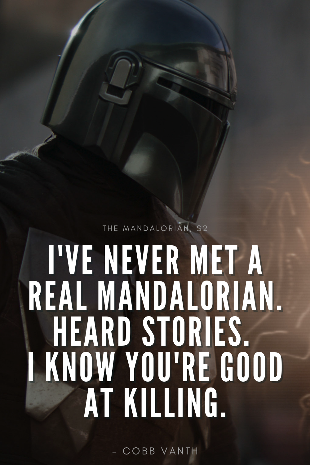 The Best Mandalorian Quotes From Season 2 Popcorner Reviews This installment hasn't done much to assuage that fear. the best mandalorian quotes from season