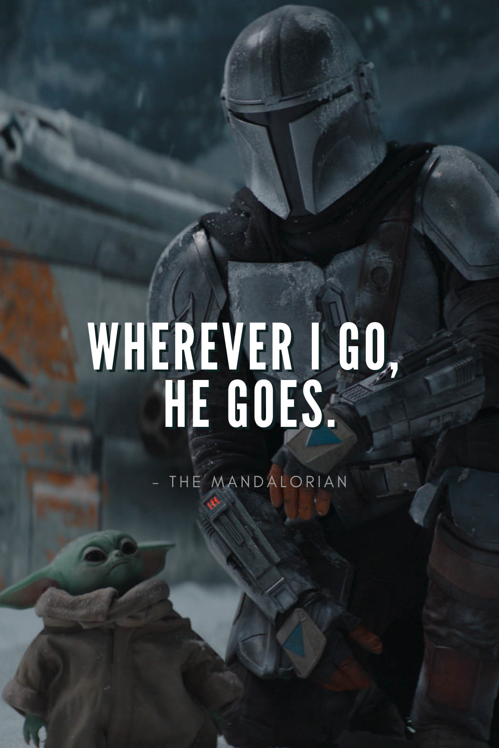 The Best Mandalorian Quotes From Season 2 Popcorner Reviews Actually, he´d got a message from greef karga, who was asking for help with an unknown, certain. the best mandalorian quotes from season
