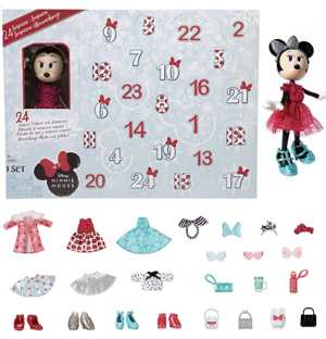 Minnie Mouse Advent Calendar