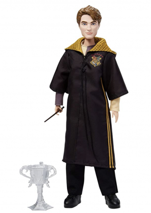 Cedric Diggory Doll