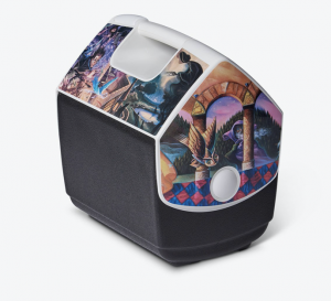 Illustrated Harry Potter IGLOO Playmate Cooler