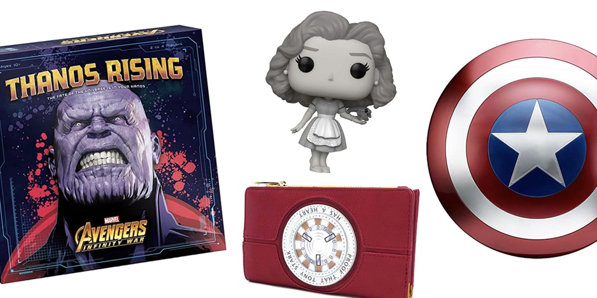 Cool Gift Ideas for Marvel Fans (That Adults Will Love)