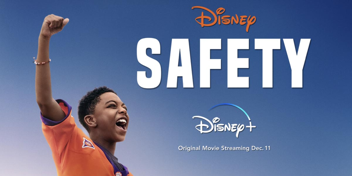 Review: Safety is More Than a Position in Disney+'s New Movie