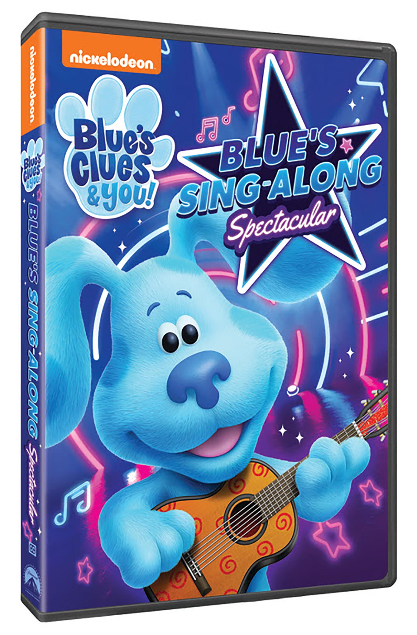 blue's clues and you dvd