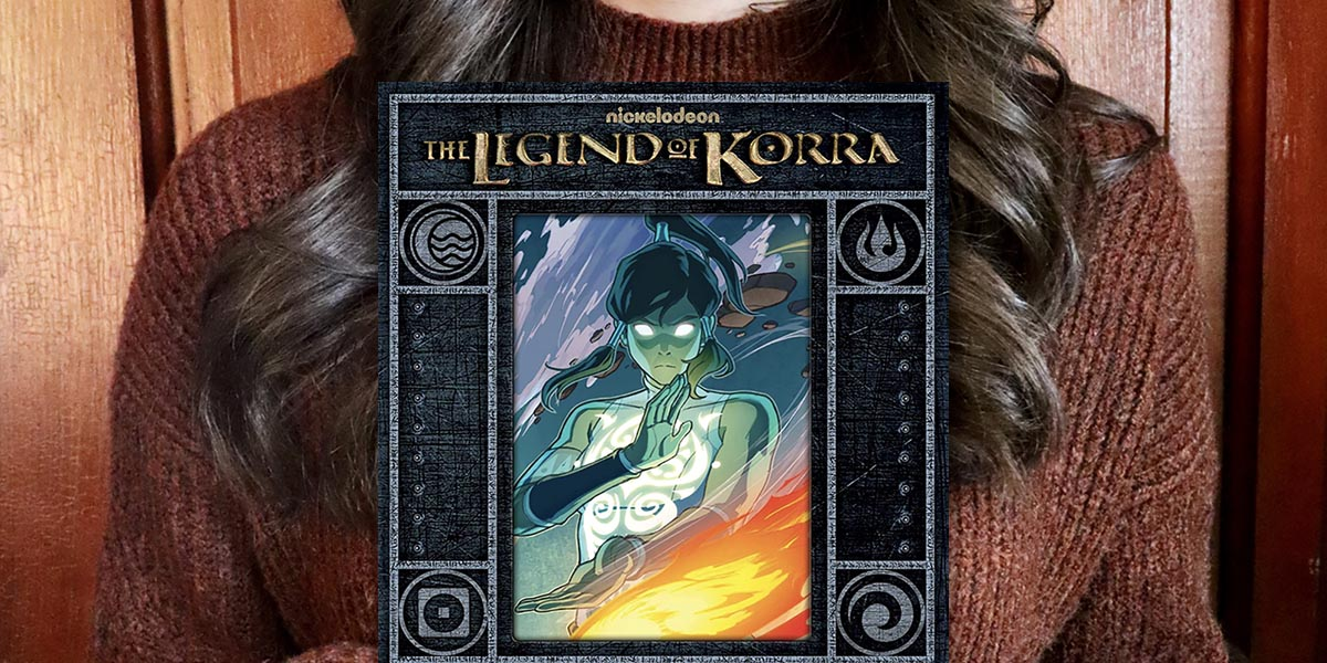 Giveaway: The Legend of Korra – The Complete Series Limited Edition Steelbook Collection