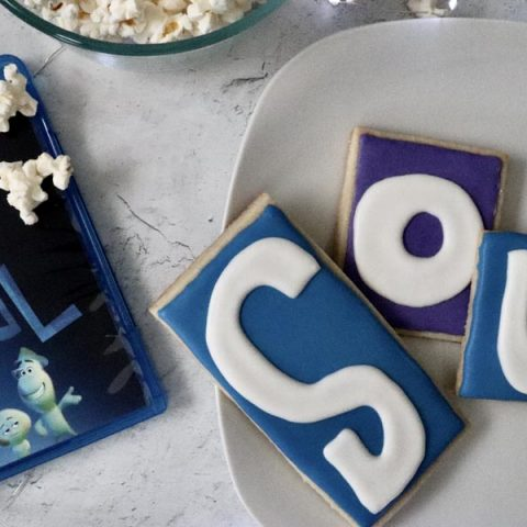 Decorate Soul Cookies Inspired by the Movie