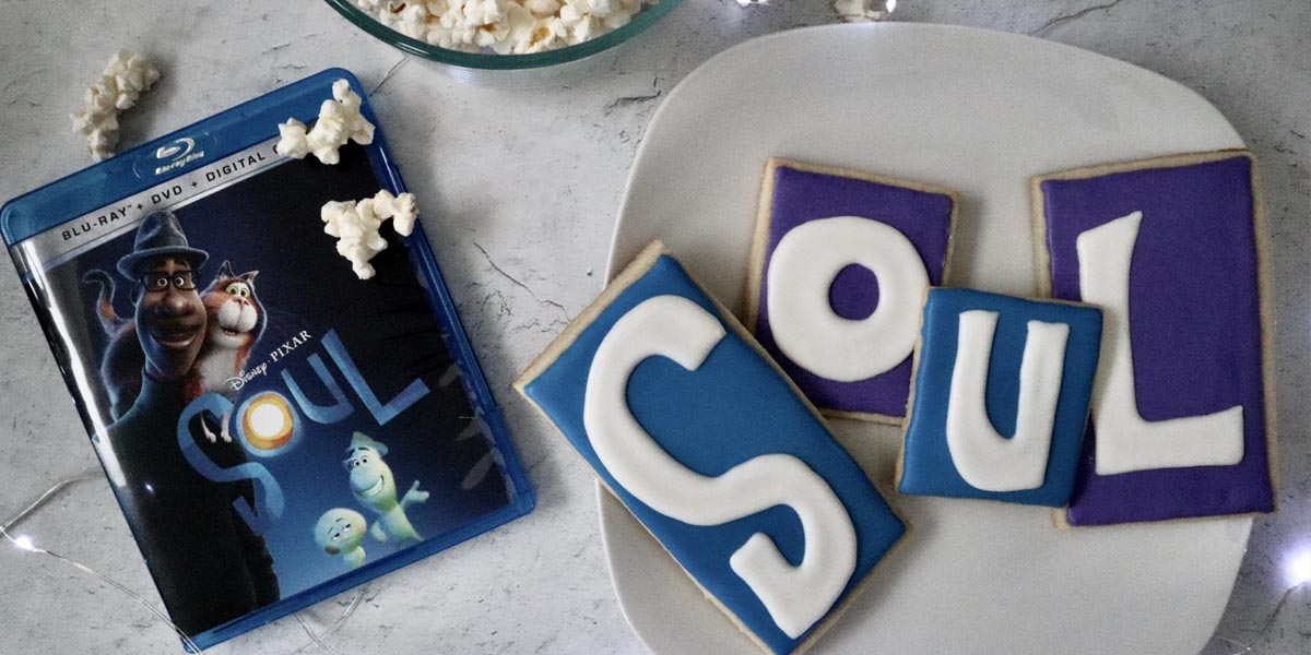 Decorate Soul Cookies Inspired by the Movie from Disney and Pixar