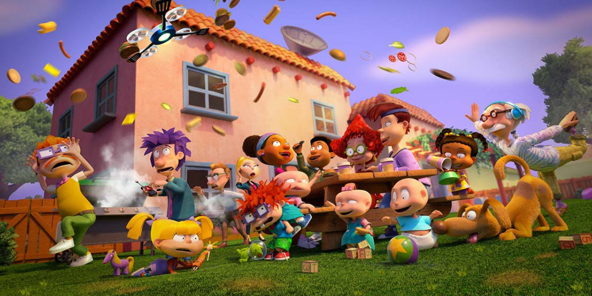 The Rugrats Reboot on Paramount+ Keeps the Nostalgia, But Adds Modern Updates