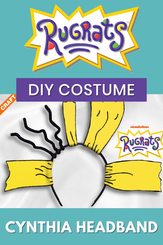 Rugrats Costume DIY Ideas