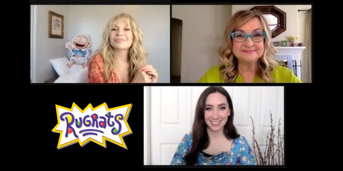E.G. Daily and Cheryl Chase Reflect on the 30th Anniversary of Rugrats and The Show's Success