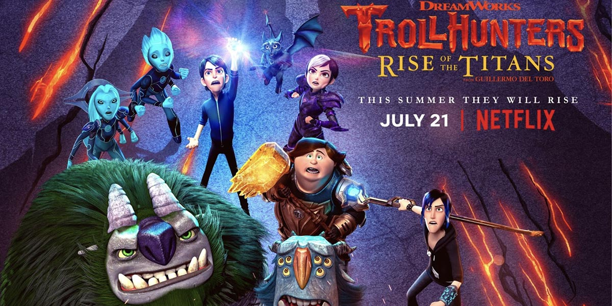 Trollhunters: Rise of the Titans Is the Saga Finale That Fans Will Love