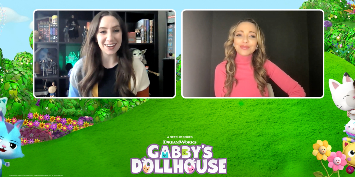 Q&A with Tara Strong: Gabby's Dollhouse S3, Miss Minutes, TikTok, and More